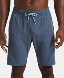 "Nike Men's Retro Stripe Stretch Water-Repellent 9"" Swim Trunks"
