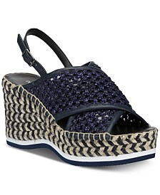 Donald Pliner Lotti Wedge Sandals