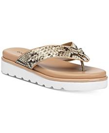 Leaane Flat Sandals
