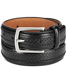 Mens Belts & Suspenders - Macy's