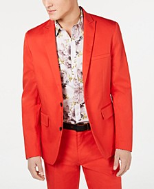 I.N.C. Men's Slim-Fit Hot Sauce Suit Separates, Created for Macy's