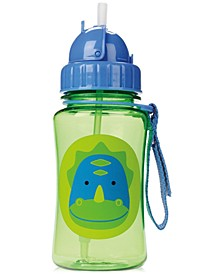 Dinosaur Zoo Straw Bottle