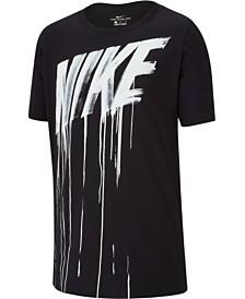 Nike Big Boys Nike Air Shoe Box Logo T-Shirt