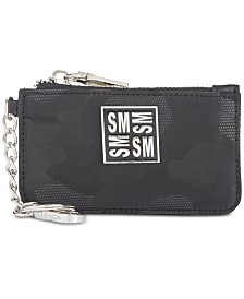 Steve Madden Krista Zip Around Coin Case