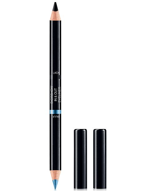 Dior Diorshow In & Out Eyeliner Double-Ended Waterproof Eyeliner Pencil & Kohl Limited Edition