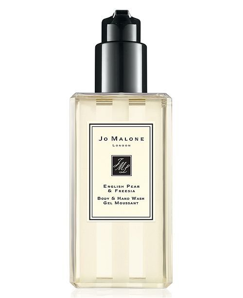 Jo Malone London English Pear & Freesia Body & Hand Wash, 8.5-oz.