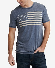 Men's Flag Graphic T-Shirt