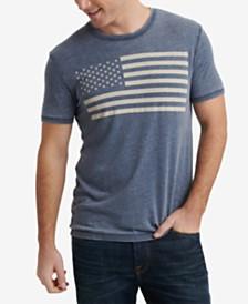 Lucky Brand Men's Flag Graphic T-Shirt
