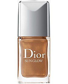 Sun Glow Veil Of Light Nail Protection & Radiance Limited Edition