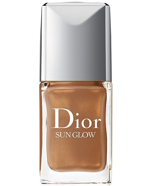 Dior Sun Glow Veil Of Light Nail Protection & Radiance Limited Edition