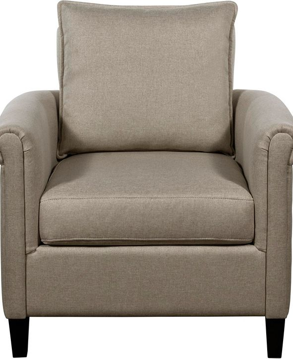 Serta Jackson Rolled Arm Accent Chair