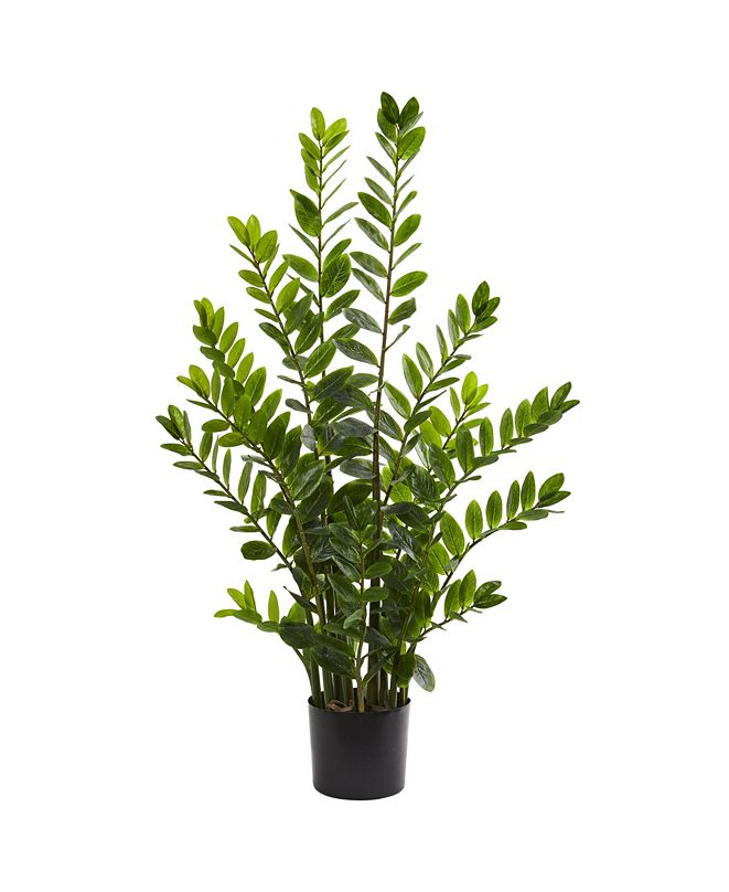 Nearly Natural 4' Zamioculcas Artificial Plant