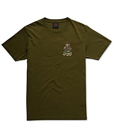 Deus Ex Machina Men's Bjorn Canggu Logo T-Shirt
