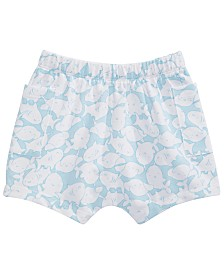 First Impressions Baby Boy's Sea Creature Short, Created for Macy's