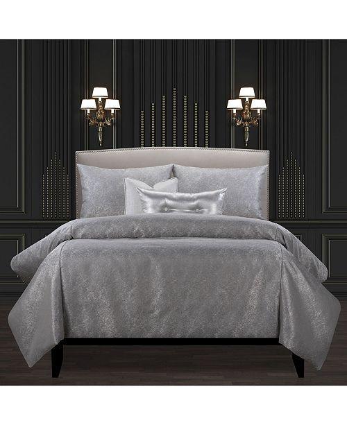 F. Scott Fitzgerald F Scott Fitzgerald Jazz Club Silver Luxury Bedding Set