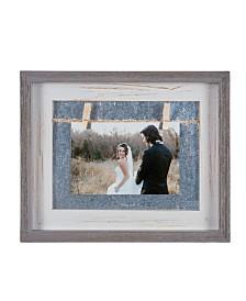 """Danya B. 4"""" x 6"""" Horizontal Wood Picture Frame"""