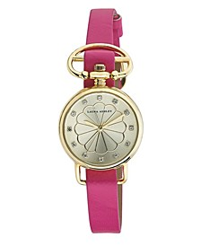 Ladies' Pink/Gold Heirloom Watch