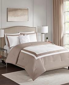 510 Design Carroll King/California King 4 Piece Comforter Set