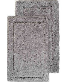 Microfiber Spa 2 pc. Bath Rug Set