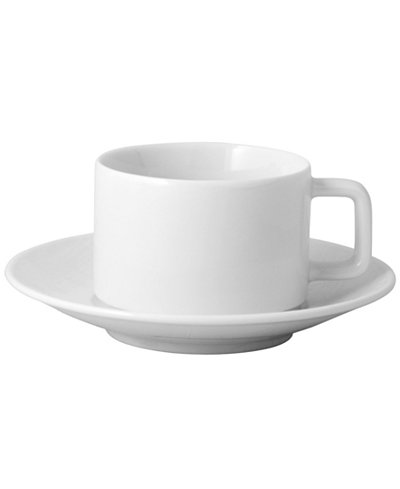 Bernardaud Dinnerware, Organza Tea Saucer