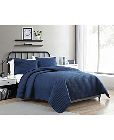 VCNY Home Clifton 3-Pc. Quilt Sets