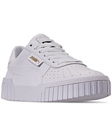 Puma Women's Cali Fashion Casual Sneakers from Finish Line
