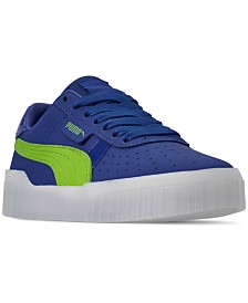 Puma Women's California '90s Casual Sneakers from Finish Line