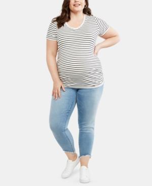 Motherhood Maternity Plus Skinny Jeans