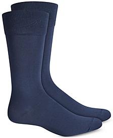 Men's Socks, Microluxe Flat Knit Men's Socks