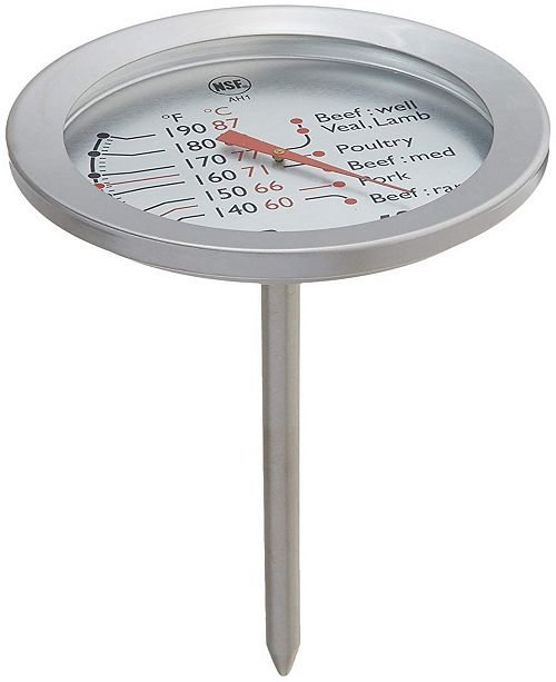 Escali Corp Oven Safe Meat Thermometer, NSF Listed