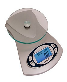 Escali Corp Vitra Glass Top Scale, 11lb