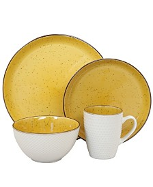 Elama Kali 16 Piece Dinnerware Set