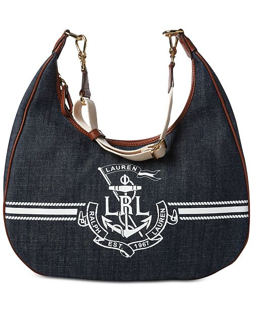 Lauren Ralph Lauren Huntley Hobo