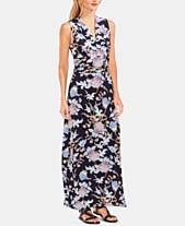 f1db431d9 Vince Camuto Floral-Print Maxi Dress