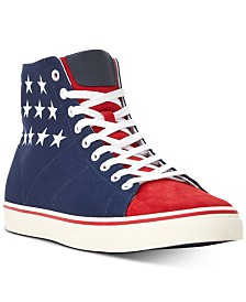 Polo Ralph Lauren Men's Solomon High Top Sneakers