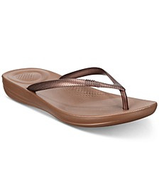 Women's Iqushion Ergonomic Flip-Flops Sandal