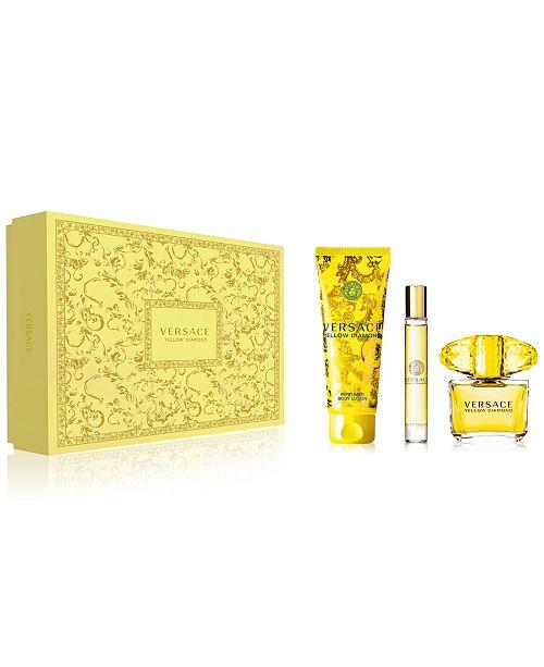versace yellow diamond perfume
