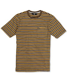 Volcom Big Boys Moore Stripe T-Shirt