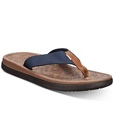 TOMS Men's TRVL LITE Thong Sandals