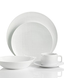 Bernardaud Dinnerware, Organza Collection