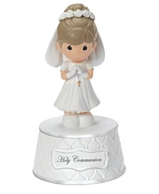 The Lord's Prayer Communion Girl Musical Music Box