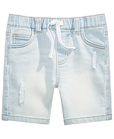 Baby Boys Rip & Repair Shorts, Created for Macy's