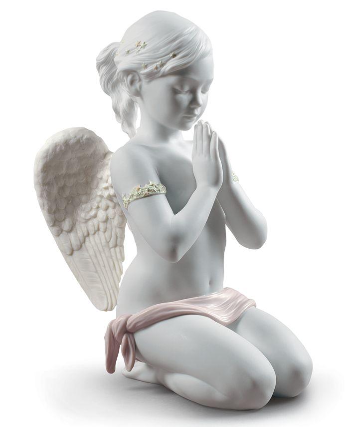 Lladró - Heavenly Prayer Figurine