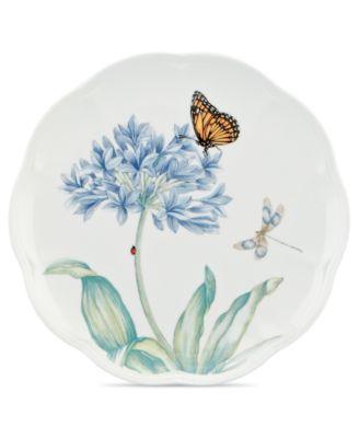 Dinnerware, Butterfly Meadow Blue Salad Plate