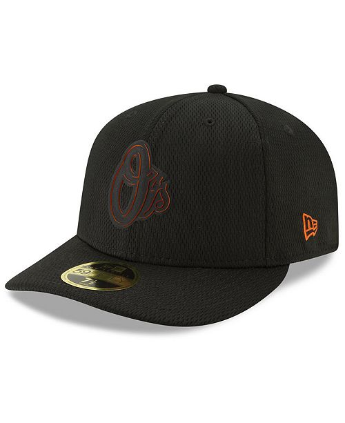 New Era Baltimore Orioles Clubhouse Low Profile 59FIFTY-FITTED Cap