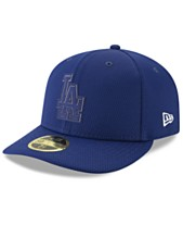 ed29fa346158b0 New Era Los Angeles Dodgers Clubhouse Low Profile 59FIFTY-FITTED Cap