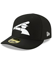 6b6819bf257aab New Era Chicago White Sox Batting Practice Low Profile 59FIFTY-FITTED Cap