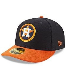 New Era Houston Astros Batting Practice Low Profile 59FIFTY-FITTED Cap