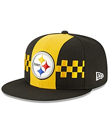 Pittsburgh Steelers 2019 Draft 59FIFTY Fitted Cap
