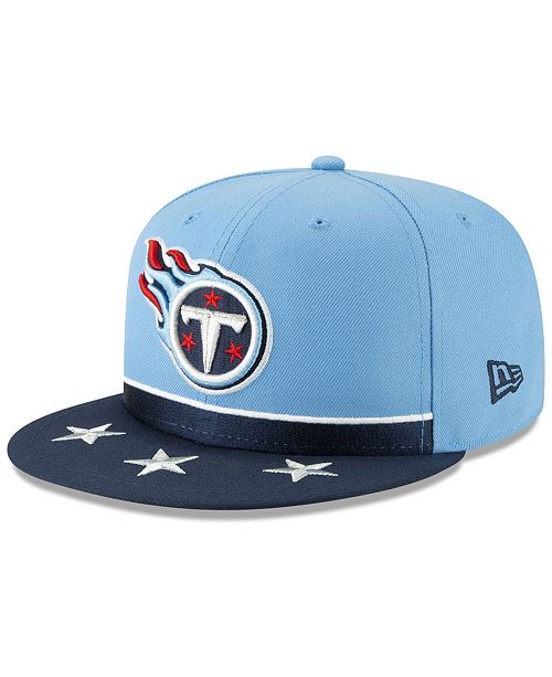 6380df0f6e4 New Era Tennessee Titans 2019 Draft 59FIFTY Fitted Cap   Reviews ...
